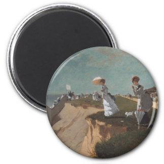 Homer Winslow Art Work Magnet