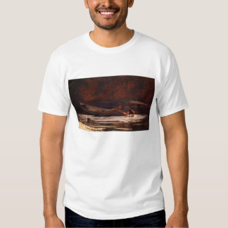 Homer Winslow Art Work T-shirt