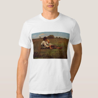 Homer Winslow Art Work Tee Shirt