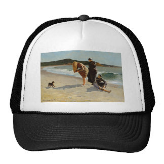 Homer Winslow Art Work Trucker Hat