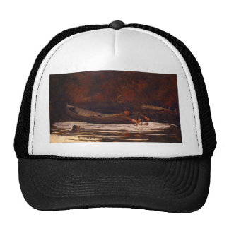 Homer Winslow Art Work Trucker Hat