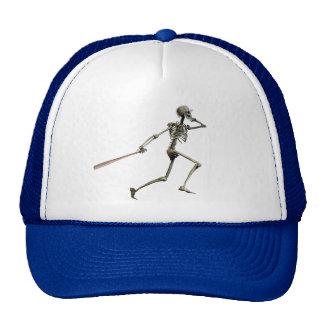 Homerun ball cap trucker hat