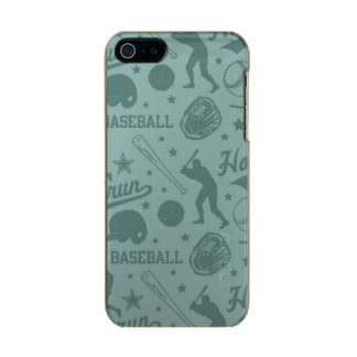 Homerun Baseball Metallic iPhone SE/5/5s Case