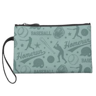 Homerun Baseball Wristlet