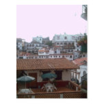 Homes and restaurants in Taxco Postcard