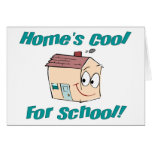 Home's Cool Greeting Cards