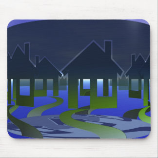 Homes Mouse Pad