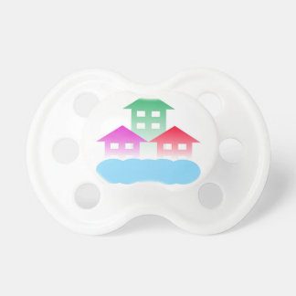 homes with cloud pacifier