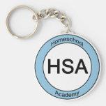 Homeschool Academy Keychains