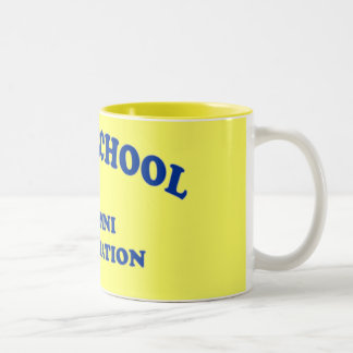 Homeschool Alumni Two-Tone Coffee Mug