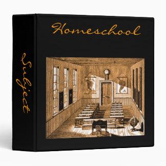 Homeschool Binder