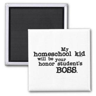Homeschool Boss Magnet