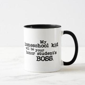 Homeschool Boss Mug