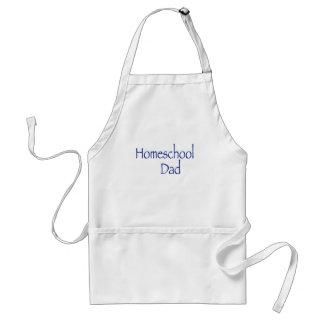Homeschool Dad Adult Apron