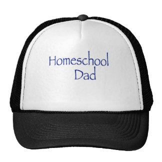 Homeschool Dad Mesh Hats