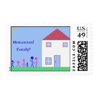 Homeschool Family! Stamps