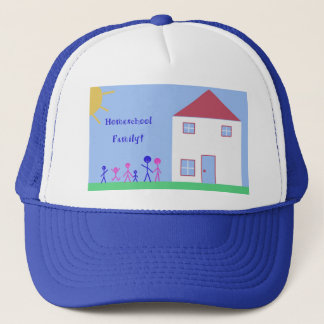 Homeschool Family! Trucker Hat