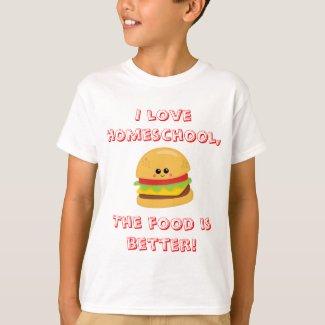 Homeschool Food Humor