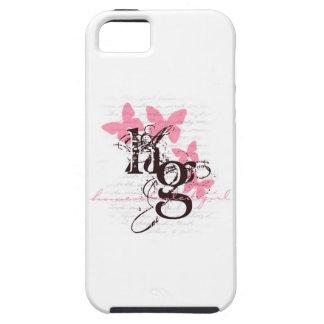 Homeschool Girl iPhone SE/5/5s Case