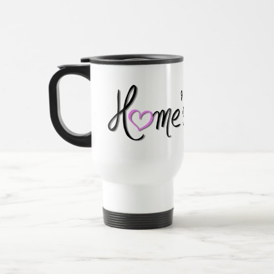 Homeschool Home's Cool  Travel Mug