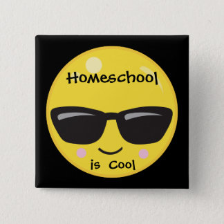 Homeschool is Cool Button