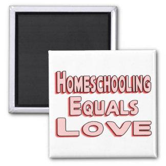 Homeschool Love Refrigerator Magnets
