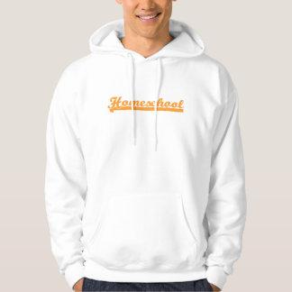 Homeschool Men's Sweatshirt - Orange