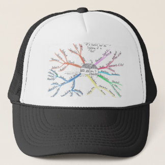Homeschool MindMap Trucker Hat