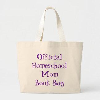 Homeschool Mom Book Bag