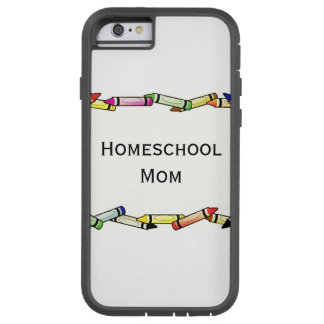 Homeschool Mom iPhone 6 Case