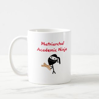 Homeschool Mom mug Academic Ninja