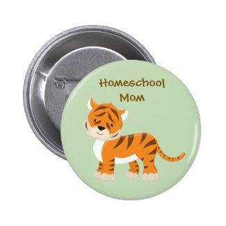 Homeschool Mom Tiger