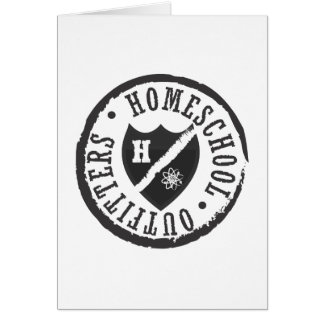 Homeschool Outfitters Logo Card