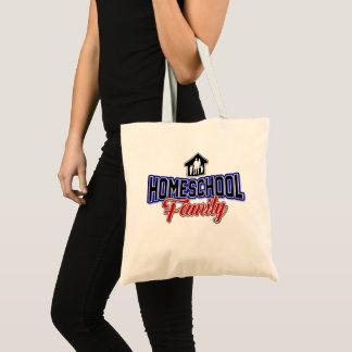 Homeschool Proud Family - Teacher School Tote Bag