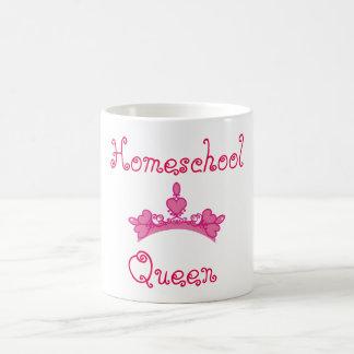 Homeschool Queen Coffee Mug