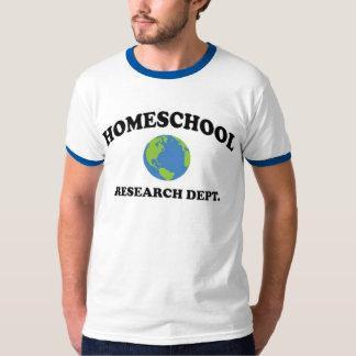 Homeschool Research Department T-Shirt