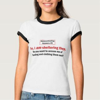 Homeschool Shelter Tee Shirt