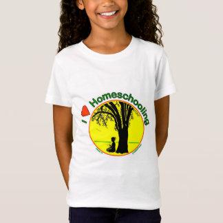 Homeschool T-Shirt Girl
