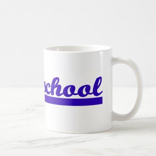 Homeschool Team Mug - Blue