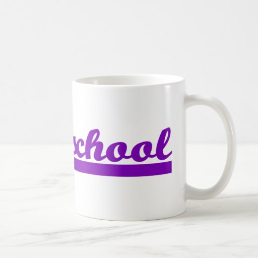 Homeschool Team Mug - Purple