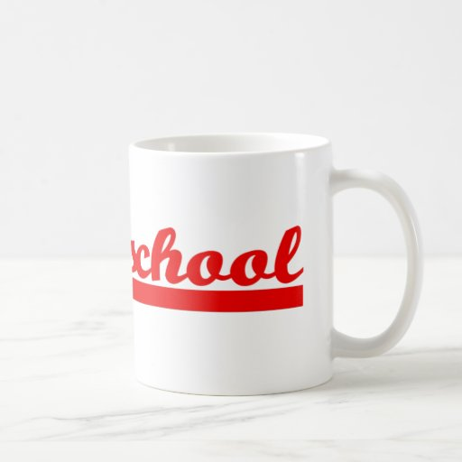 Homeschool Team Mug - Red