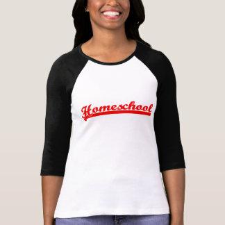 Homeschool Team Raglan T-Shirt