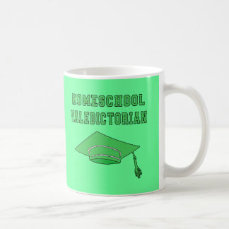 Homeschool Valedictorian Products Classic White Coffee Mug