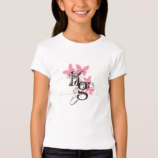 homeschooled girl youth shirt