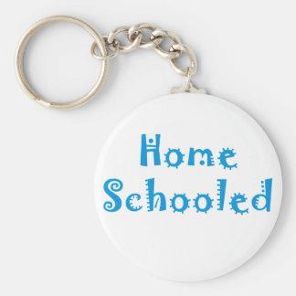 Homeschooled Keychain
