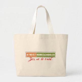 Homeschooler ateo bolsas