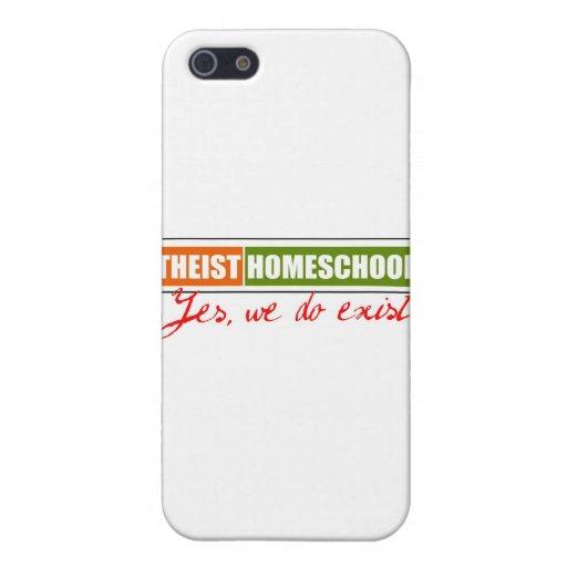 Homeschooler ateo iPhone 5 cobertura