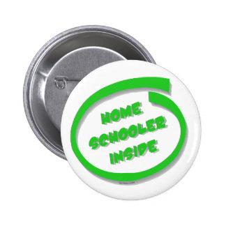 Homeschooler dentro pin