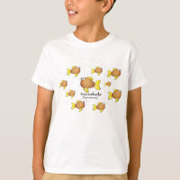 Homeschooler Fish T-Shirt