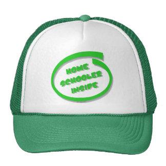 Homeschooler Inside Mesh Hats